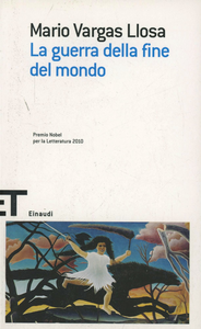 Libro La guerra della fine del mondo Mario Vargas Llosa