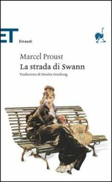 La strada di Swann - Marcel Proust - copertina