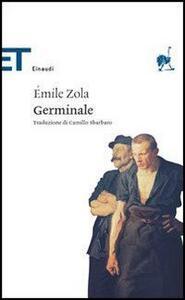 Germinale - Émile Zola - copertina