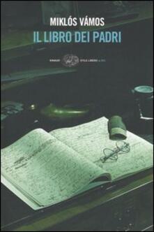 Il libro dei padri - Miklós Vámos - copertina
