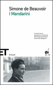 Libro I mandarini Simone de Beauvoir