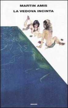 La vedova incinta - Martin Amis - copertina