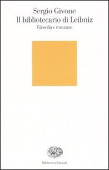 Il bibliotecario di Leibniz. Filosofia e romanzo.pdf