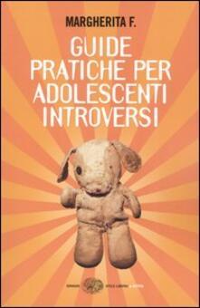 Adiaphora.it Guide pratiche per adolescenti introversi Image
