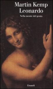 Leonardo. Nella mente di un genio - Martin Kemp - copertina