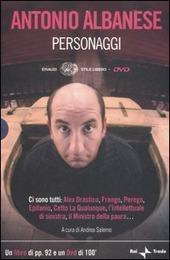 Personaggi. Con DVD