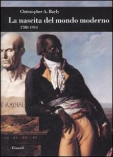 Fondazionesergioperlamusica.it La nascita del mondo moderno (1780-1914) Image