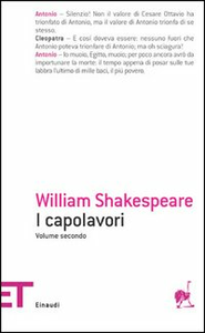 Libro I capolavori. Vol. 2 William Shakespeare