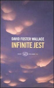 Libro Infinite jest David Foster Wallace