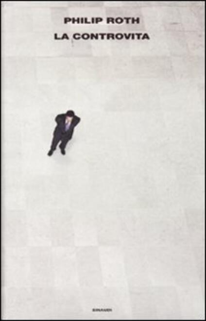 La controvita - Philip Roth - copertina