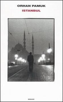 Istanbul - Orhan Pamuk - copertina