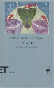 Le fiabe - Hans Christian Andersen - copertina