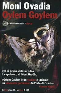 Libro Oylem Goylem. Con DVD Moni Ovadia