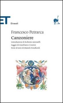 Il canzoniere - Francesco Petrarca - copertina