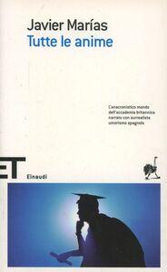 Libro Tutte le anime Javier Marías
