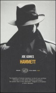 Hammett - Joe Gores - copertina