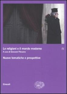 Antondemarirreguera.es Le religioni e il mondo moderno. Vol. 4: Nuove tematiche e prospettive. Image
