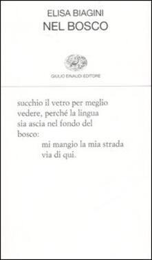 Nel bosco - Elisa Biagini - copertina