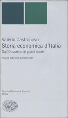 Promoartpalermo.it Storia economica d'Italia. Dall'Ottocento ai giorni nostri Image