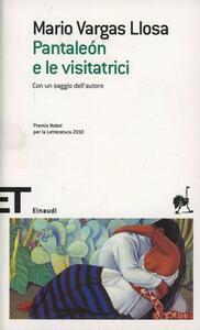 Pantaleon e le visitatrici - Mario Vargas Llosa - copertina