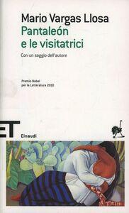 Libro Pantaleon e le visitatrici Mario Vargas Llosa