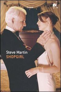 Shopgirl - Steve Martin - copertina