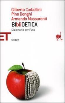 Daddyswing.es BIbliOETICA. Dizionario per l'uso Image