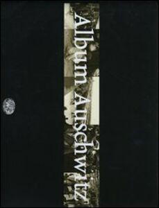 Foto Cover di Album Auschwitz, Libro di  edito da Einaudi