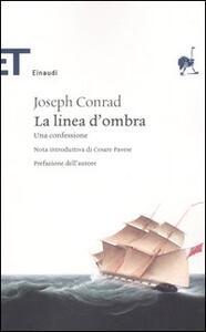 La linea d'ombra. Una confessione - Joseph Conrad - copertina