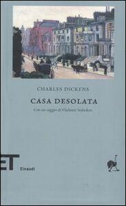 Foto Cover di Casa desolata, Libro di Charles Dickens, edito da Einaudi