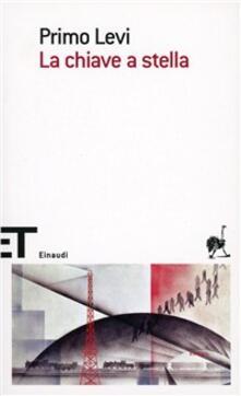 La chiave a stella - Primo Levi - copertina