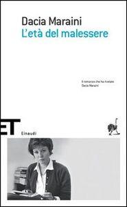 Libro L' età del malessere Dacia Maraini