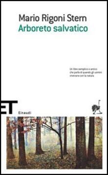 Arboreto salvatico - Mario Rigoni Stern - copertina