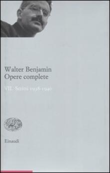 Antondemarirreguera.es Opere complete. Vol. 7: Scritti 1938-1940. Image