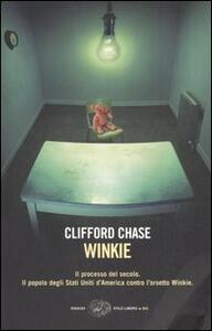 Winkie - Clifford Chase - copertina