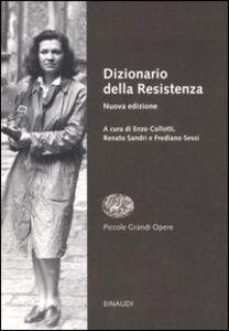 Libro Dizionario della Resistenza. Vol. 2