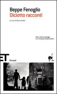Diciotto racconti - Beppe Fenoglio - copertina
