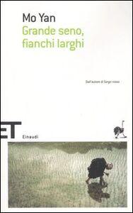 Libro Grande seno, fianchi larghi Yan Mo