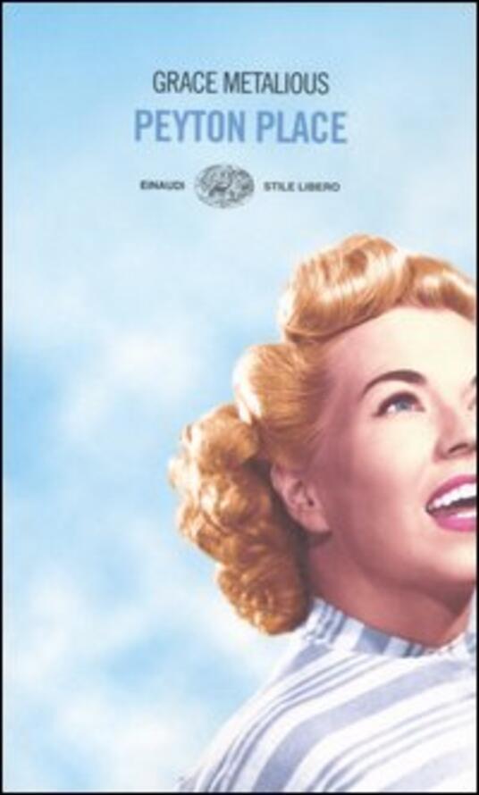 Peyton Place - Grace Metalious - copertina