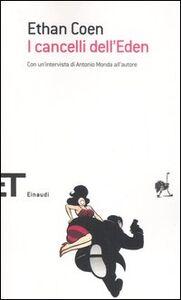 Libro I cancelli dell'Eden Ethan Coen