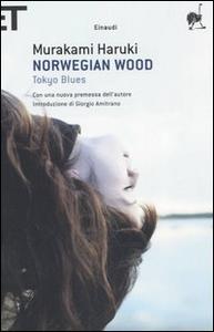 Libro Norwegian wood. Tokyo blues Haruki Murakami