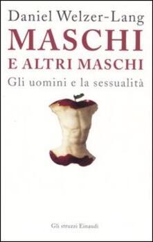 Daddyswing.es Maschi e altri maschi. Gli uomini e la sessualità Image