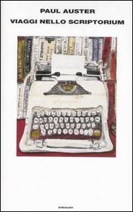 Libro Viaggi nello scriptorium Paul Auster