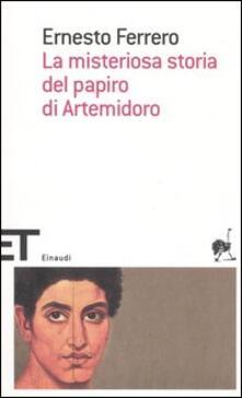 Camfeed.it La misteriosa storia del papiro di Artemidoro Image
