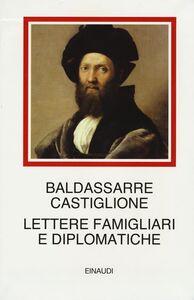 Libro Lettere famigliari e diplomatiche Baldassarre Castiglione