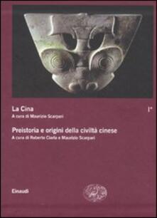 Vitalitart.it La Cina. Vol. 1: Preistoria e origini della civiltà cinese. Image