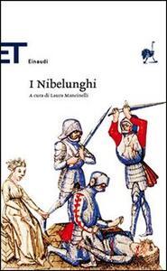 I nibelunghi - copertina
