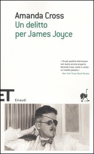 Libro Un delitto per James Joyce Amanda Cross