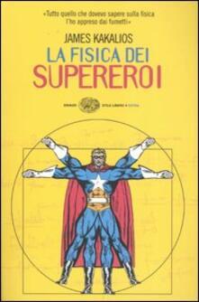Ristorantezintonio.it La fisica dei supereroi Image