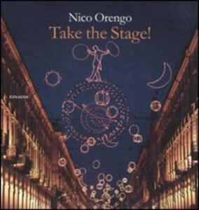 Take the stage! - Nico Orengo - copertina